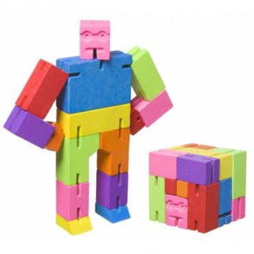 Micro Robot Cubebot par AREAWARE - Multicolore