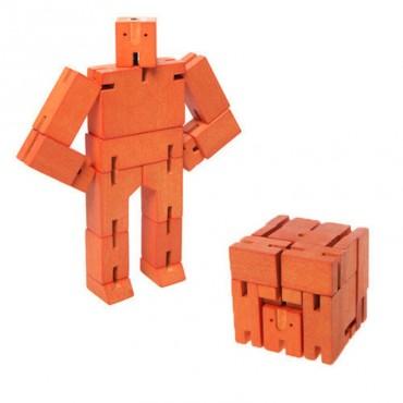 Micro Robot Cubebot par AREAWARE - Orange