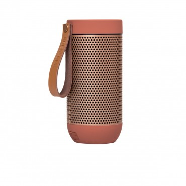 Enceinte Bluetooth aFUNK - Soft coral & rose gold