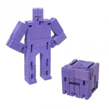 Micro Robot Cubebot par AREAWARE - Violet