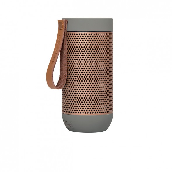 Enceinte Bluetooth aFUNK - Cool grey & rose gold