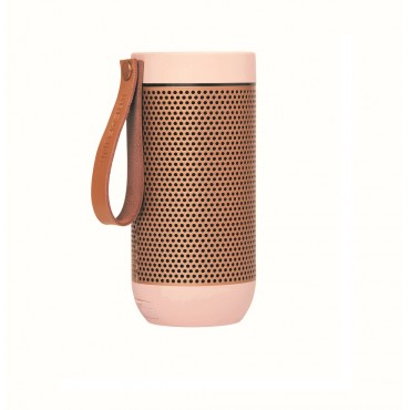 Enceinte Bluetooth aFUNK - Dusty pink & rose gold
