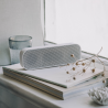 Enceinte Bluetooth aGROOVE - White edition