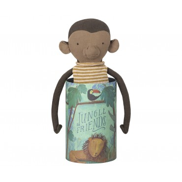 Doudou Jungle Friends - Monkey