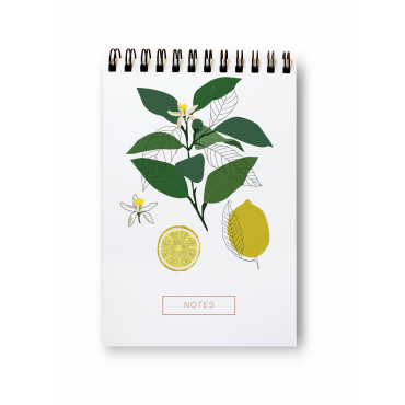 Bloc notes - Citrus