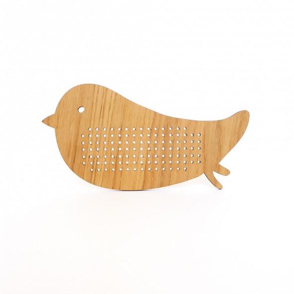Broderie - Oiseau
