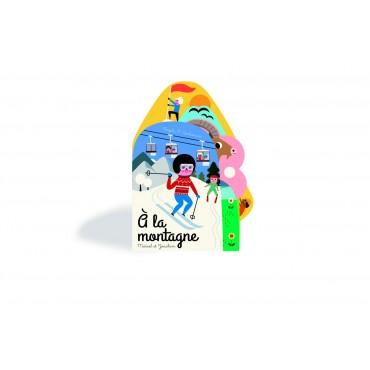"""Petit imagier """"A la montage"""" par Ingela P. Arrhénius"""