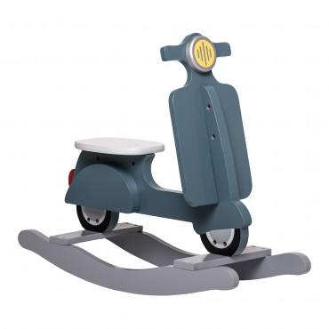 Scooter à bascule