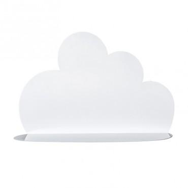 Etagère nuage - Blanc (Grand modèle)