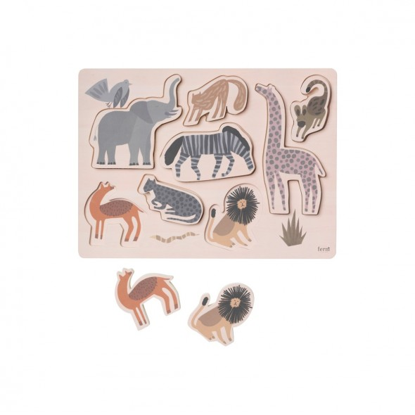 Puzzle - Safari