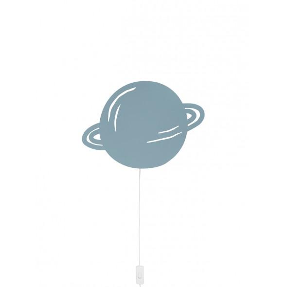 Lampe applique Planète - Dusty blue