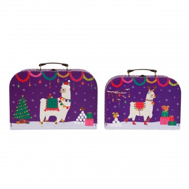 Set de 2 valises - Lama