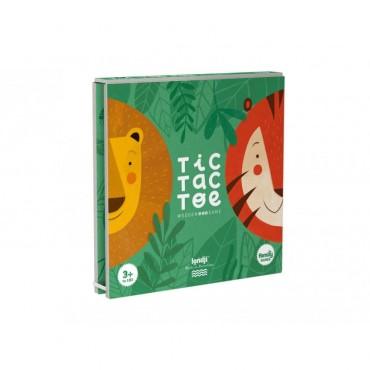 Jeu du Morpion / Tic-Tac-Toe - Lion & Tigre