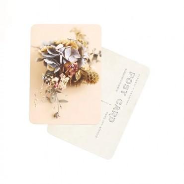 Carte Bouquet d'Automne