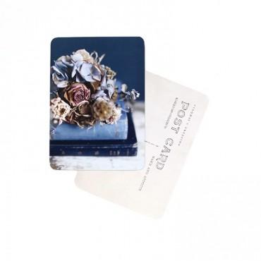 Carte Bouquet d'Hiver