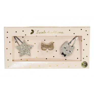 Box Barettes & Broches - Chat Or