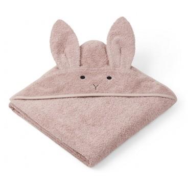 Sortie de bain Augusta - Rabbit (rose)