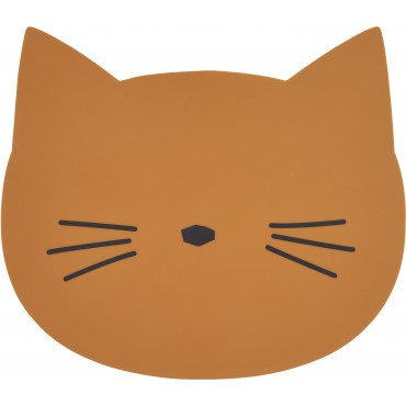 Set de table Aura - Cat (moutarde)