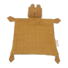 Doudou animal - Bear (ocre)