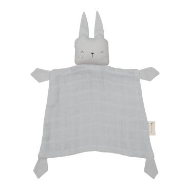 Doudou animal - Bunny (ice grey)