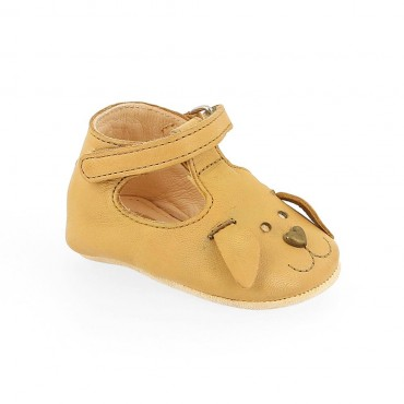 Chaussons Loulou Chien - Oxy