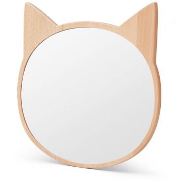 Miroir en bois Penelope - Cat