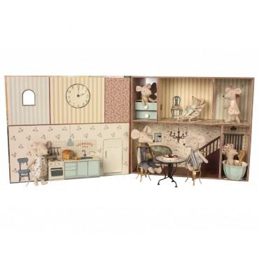 Maison livre pour souris