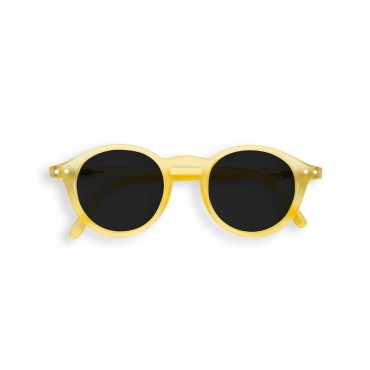 Lunettes de soleil Junior Forme D - Yellow Chrome