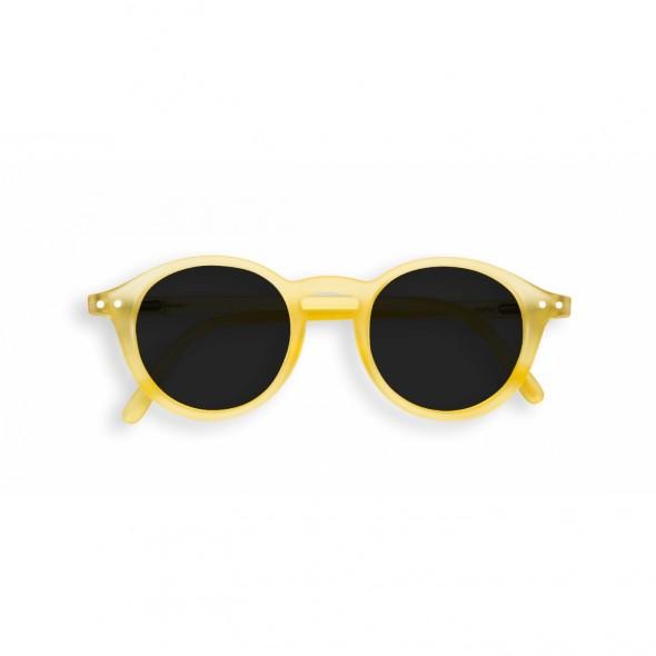 Lunettes de soleil Junior Forme D - Yellow Chrome