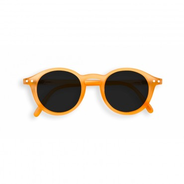 Lunettes de soleil Junior Forme D - Orange Flash