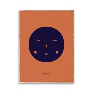 Affiche Chirpy Feeling (30x40 cm)