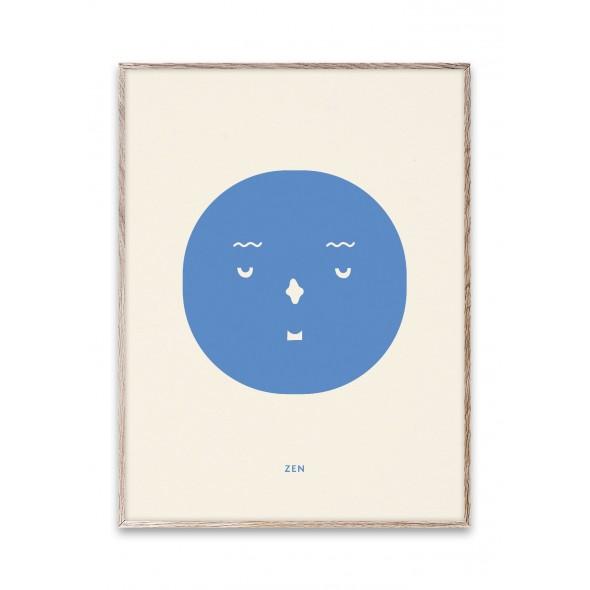 Affiche Zen Feeling (30x40 cm)