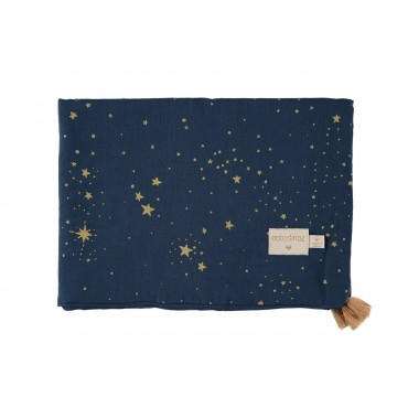 Couverture Été Treasure - Gold stella / Midnight blue