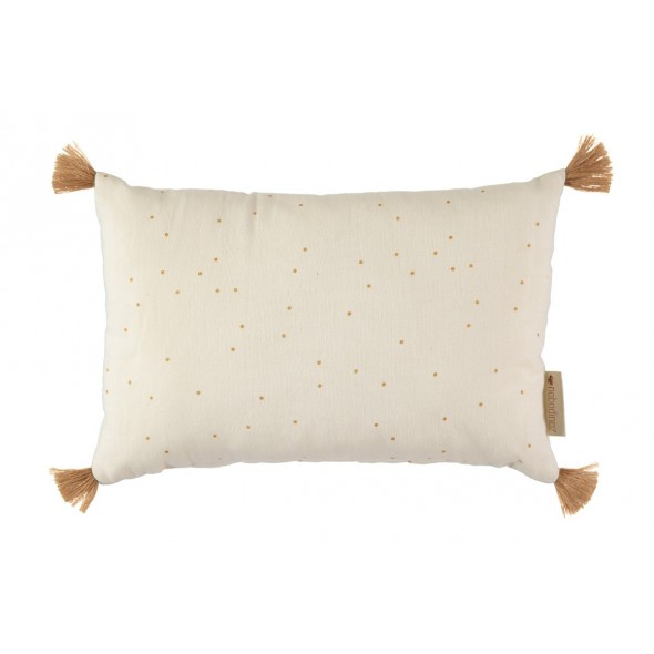 Petit coussin Sublim - Honey sweet dots