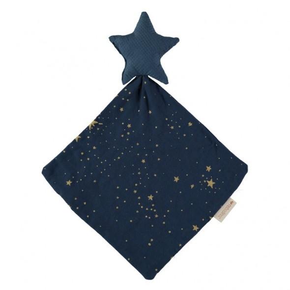 Doudou Star - Gold stella / Midnight