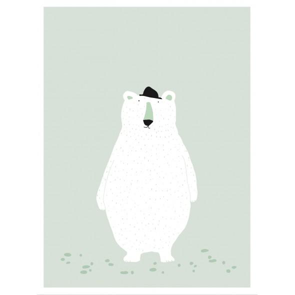 Affiche - Mr Polar Bear