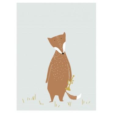 Affiche - Mr Fox