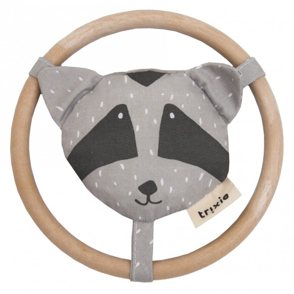 Hochet - Mrs Raccoon