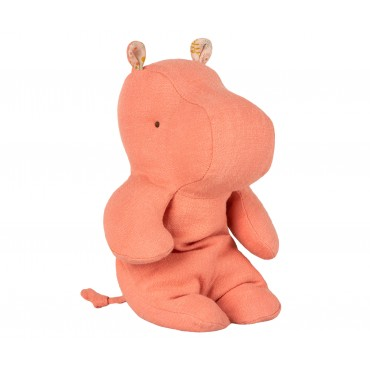 Doudou Little Hippo - Papaya