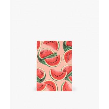Carnet - Watermelon (A5)
