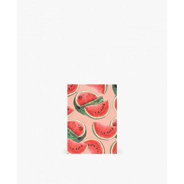 Carnet - Watermelon (A6)