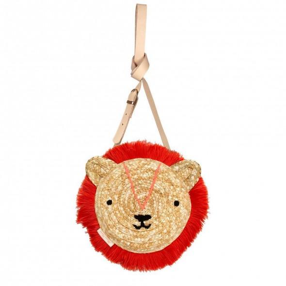 Petit sac bandoulière - Lion