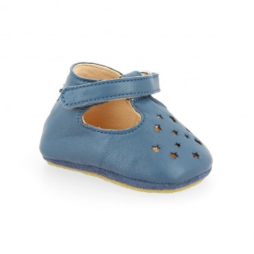 Chaussons Lillop - Denim