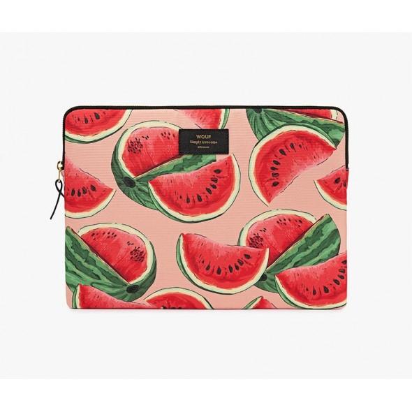 """Housse d'ordinateur 15"""" - Watermelon"""
