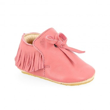 Chaussons Mexiblu - Rose