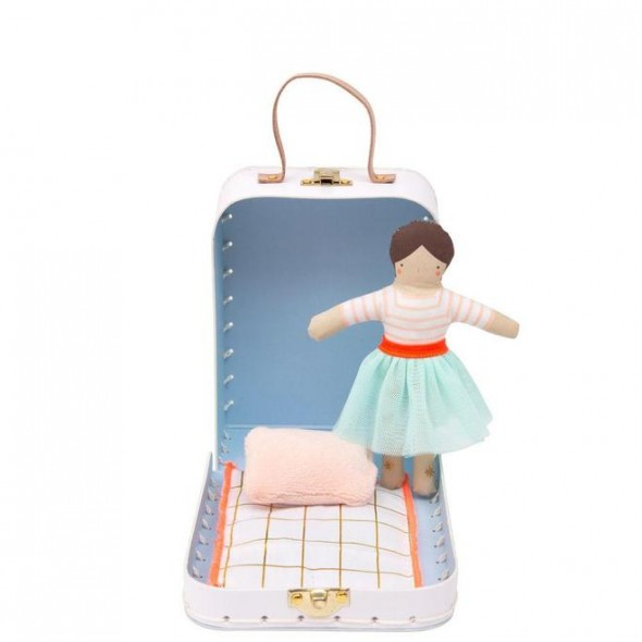 Mini valise - Maison de Lila