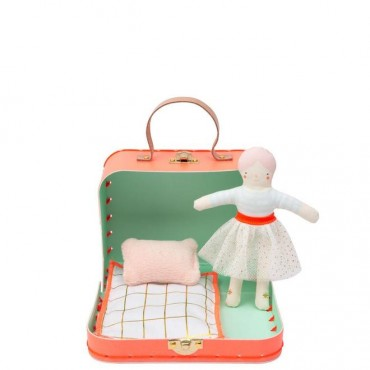 Mini valise - Maison de Mathilda