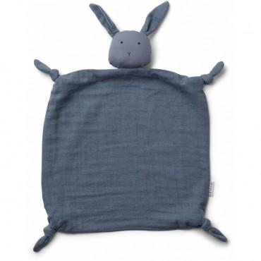 Doudou Agnete - Rabbit (Blue wave)