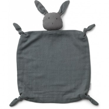 Doudou Agnete - Rabbit (Stone grey)