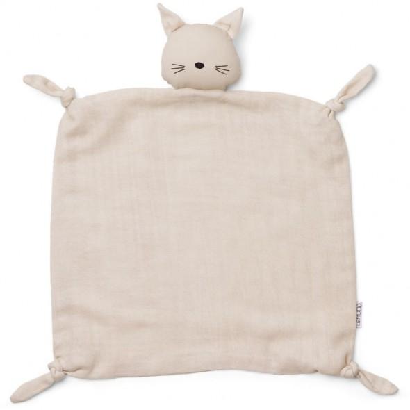 Doudou Agnete - Cat (Beige beauty)